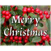 Gift Card: Merry Christmas